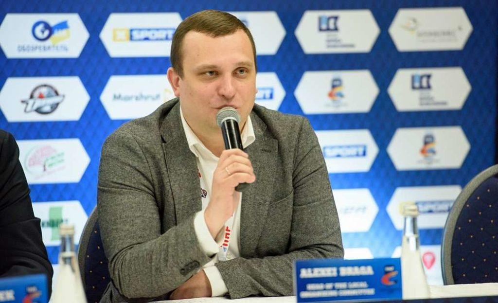 Виконавчий директор УХЛ потрапив в топ спортивних менеджерів України