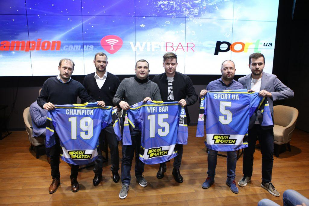 У Києві відбулося відкриття UHL Business Club для керівників клубів і компаній-партнерів УХЛ