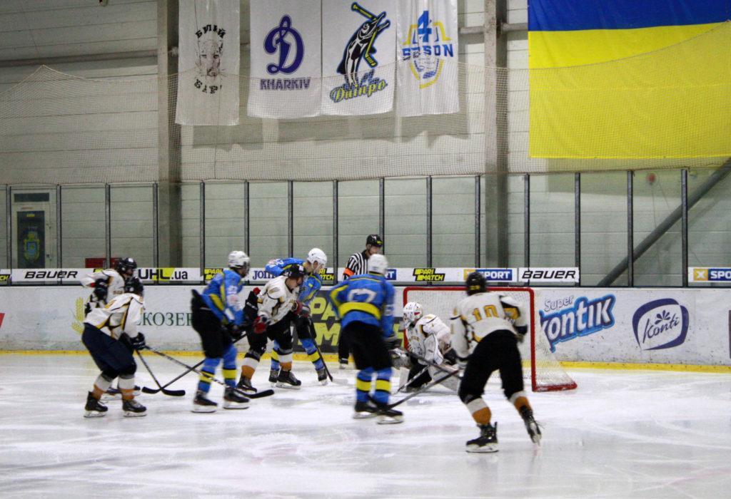 """Рішення прийнято: ХК """"Дніпро"""" (Херсон) U20 - чемпіон серед юніорів"""
