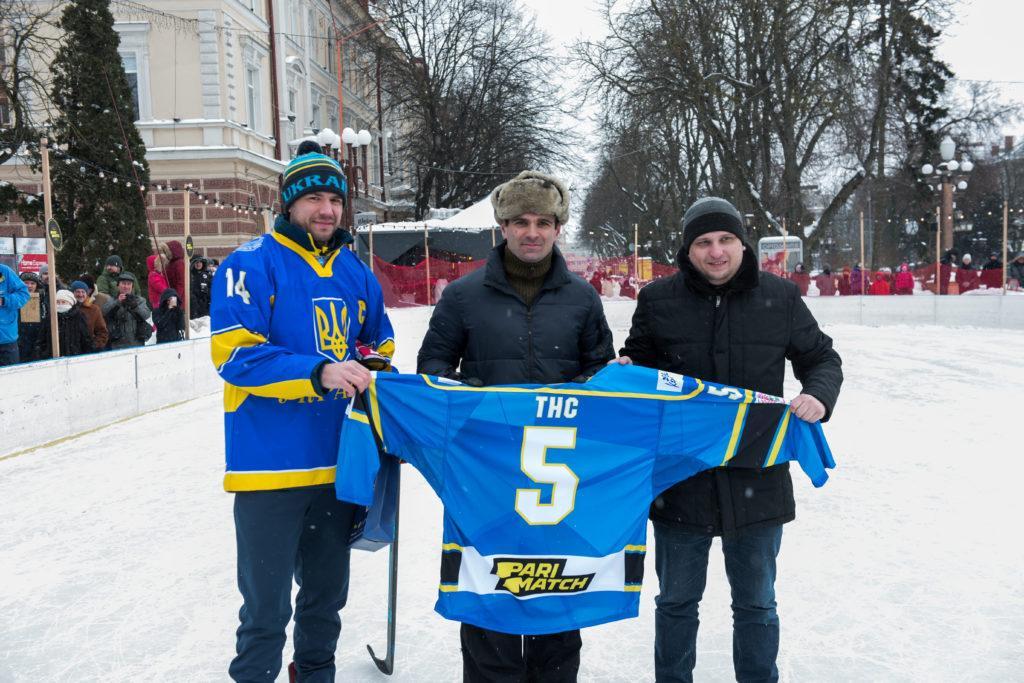 Мастер-клас для участников «Ternopil Hockey Classic - 2021»